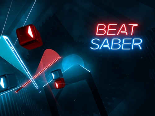 Featured Game: Beat Saber