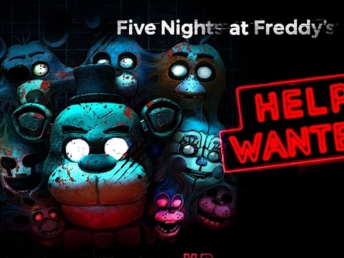 Featured Game - Five Nights at Freddy's: Help Wanted